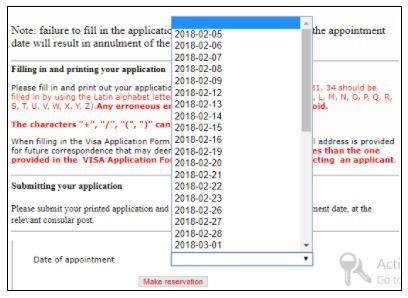 Visa Application Procedure | MS in Poland