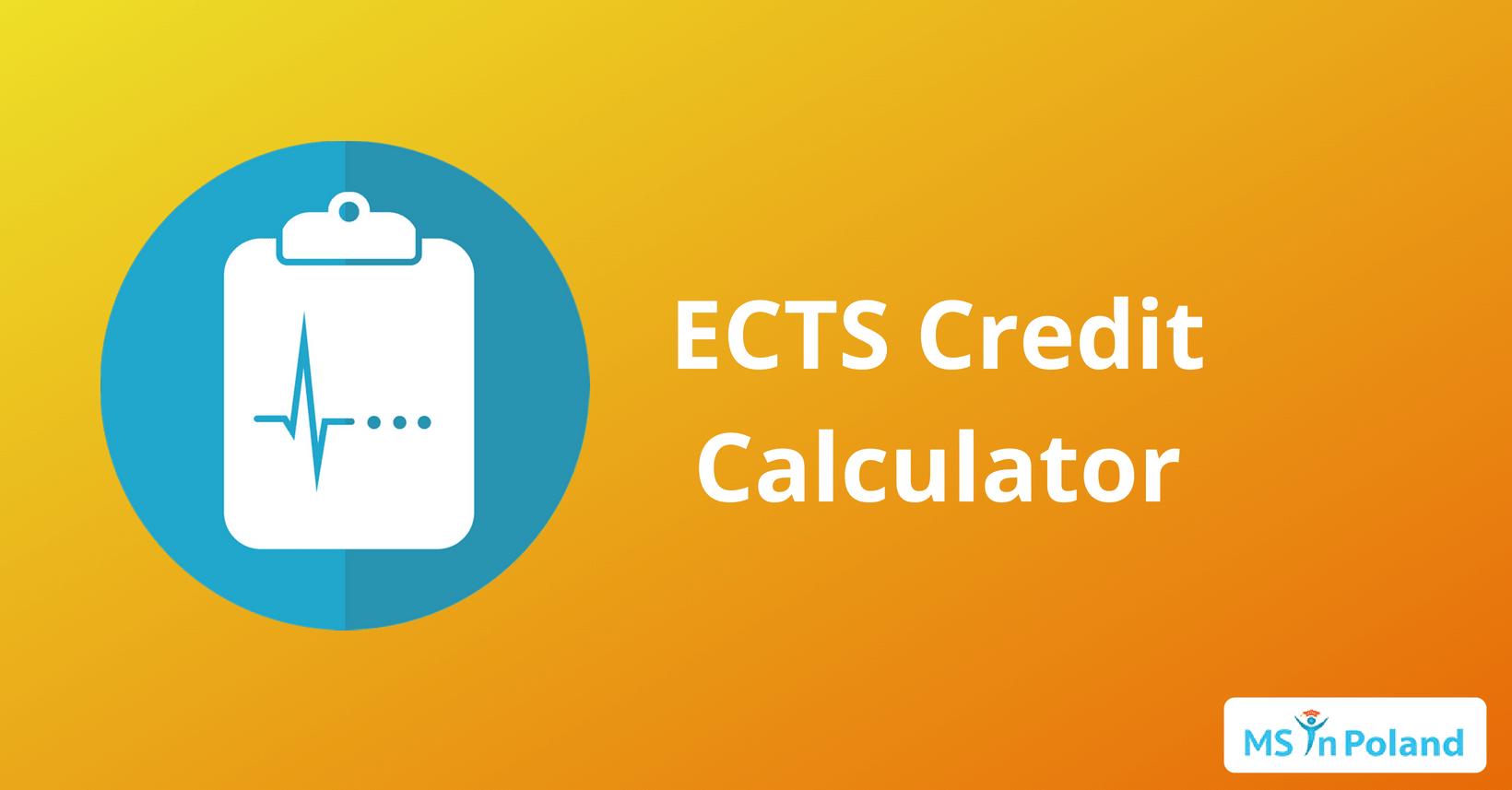 Ects Calculator