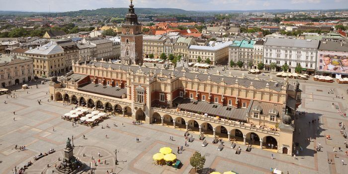 Main Market Square, Kraków