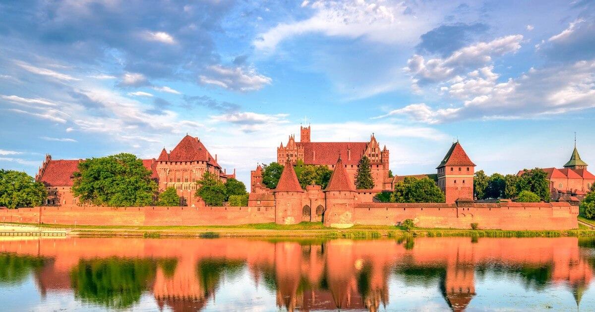Tourist Attractions in Poland: Malbork Castle