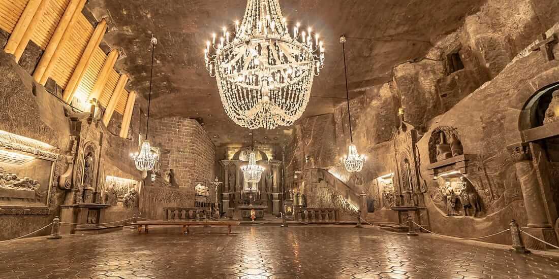 Tourist Attractions in Poland: Wieliczka Salt Mine