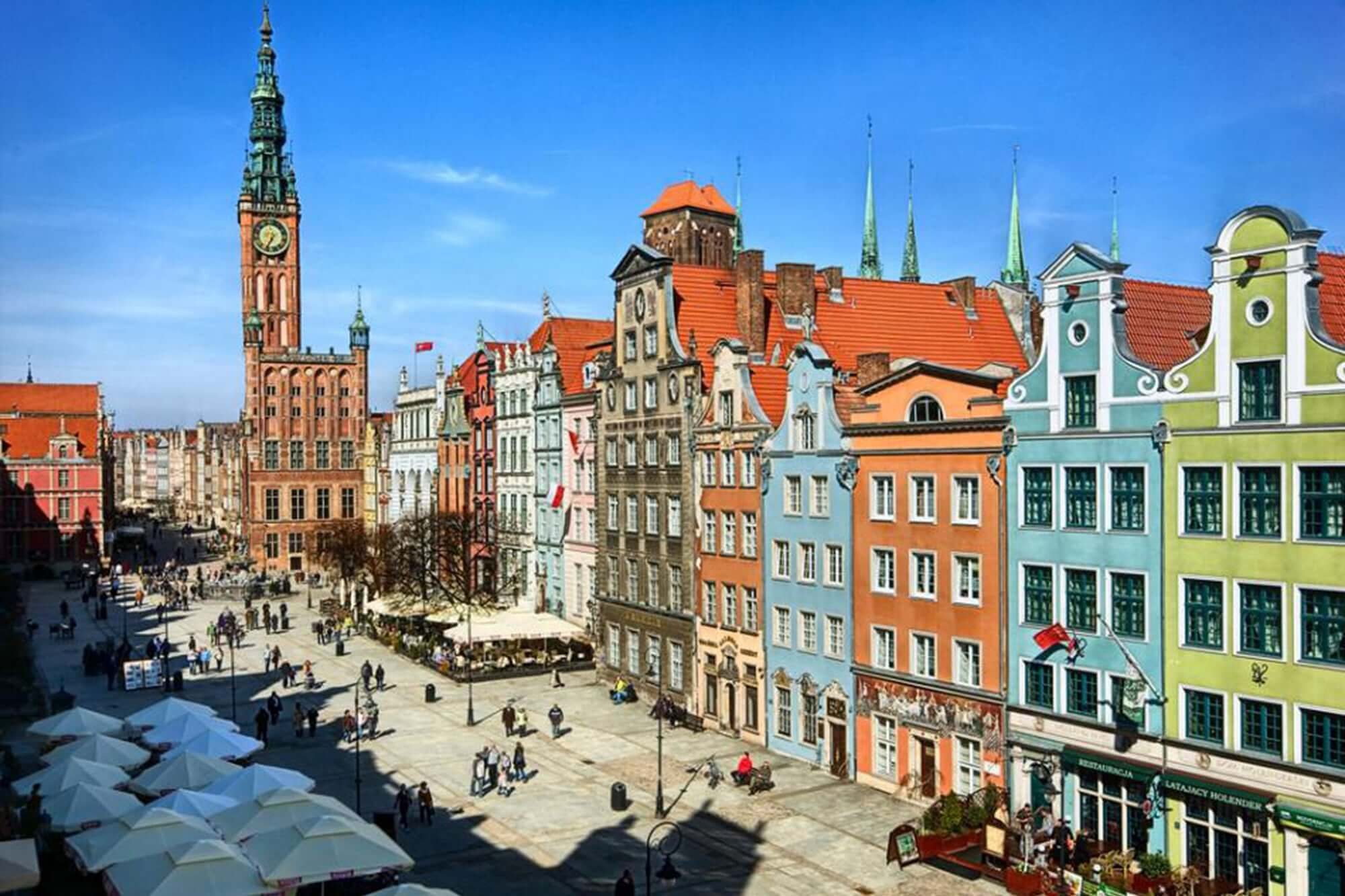 Tourist Attractions in Poland: Gdansk Old Town